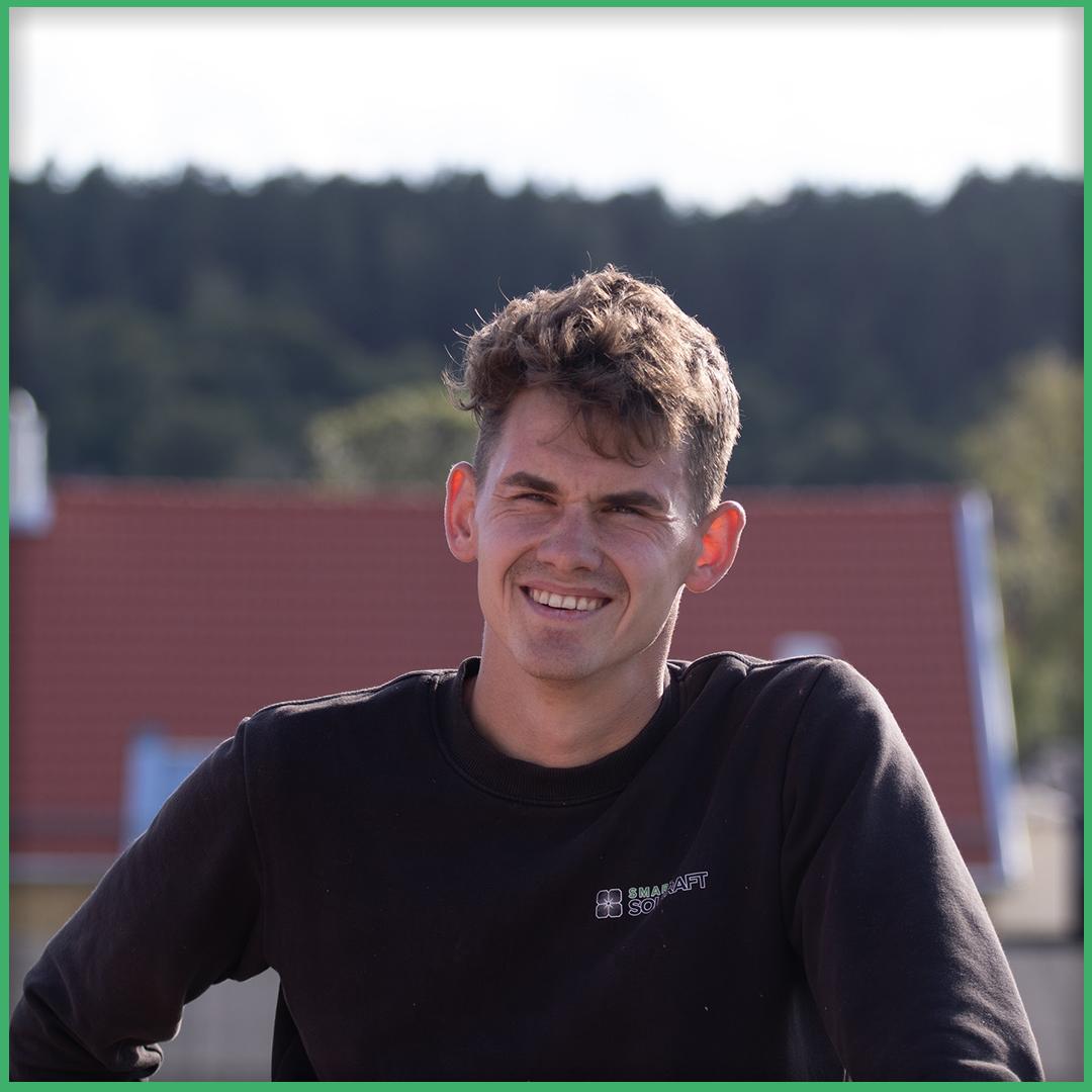 Erik Persson, Mötesansvarig/säljare